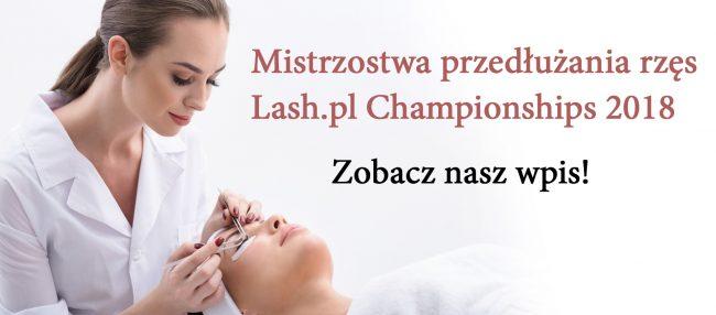 Mistrzostwa Lash.pl Championships 2018